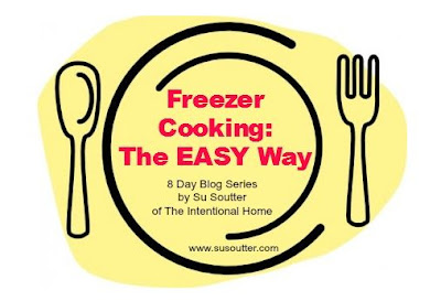 How to Get Started with Freezer Meal Cooking