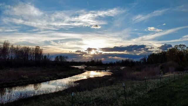 gallatin river in Montana