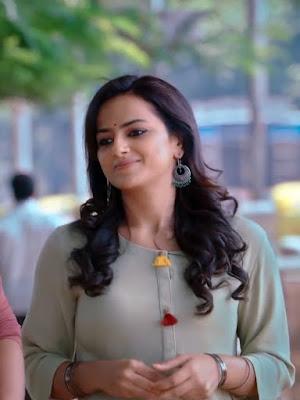 Actress Shraddha Srinath Cute Pics in Churidar