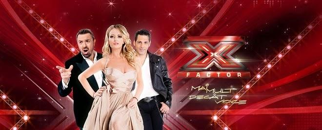 X Factor sezonul 4 episodul 1