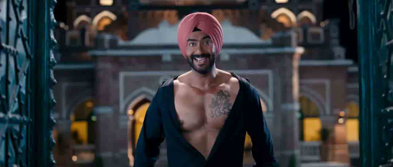 Single Resumable Download Link For Promo Video Of Son Of Sardaar (2012)