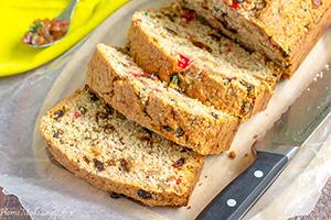 Trinidad Coconut Sweet Bread