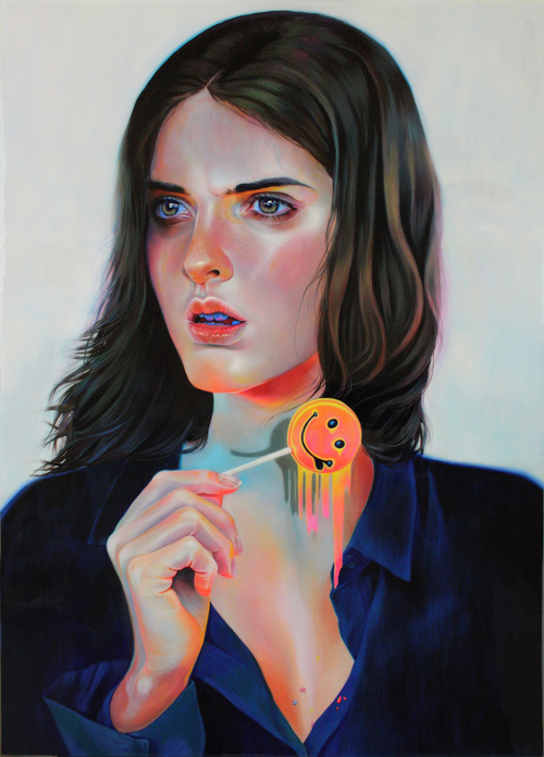 Art of the Day - Martine Johanna