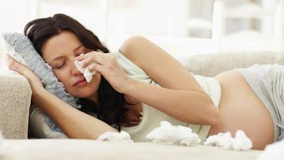 أسباب أكتئاب ''الحمل '' عند المرأة -موقع ليالينا