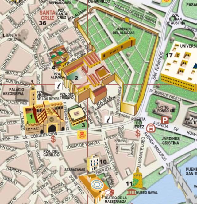 Roteiro de 3 dias em Sevilha, Andaluzia (Day 2) | Casinha colorida