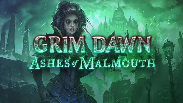 Grim Dawn + Ashes of Malmouth + DLC's