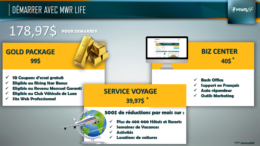 MWR life France 3