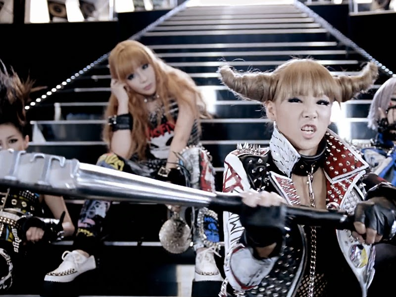 "2NE1 - ""I Am the Best"""