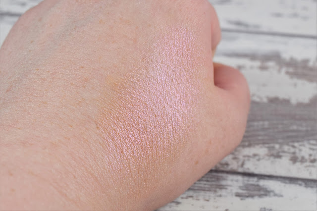 Urban Decay Afterglow Highlighter in Fireball Swatch