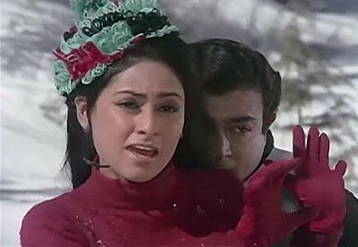 Jaya Badhuri in and as Anamika