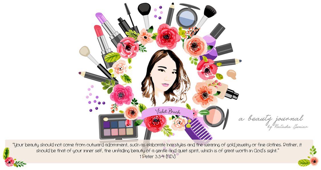 Violet Brush •印尼美容博客