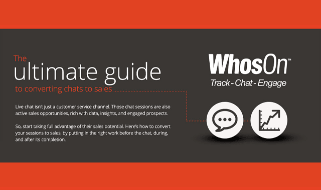 The Ultimate Guide To Converting Chats To Sales