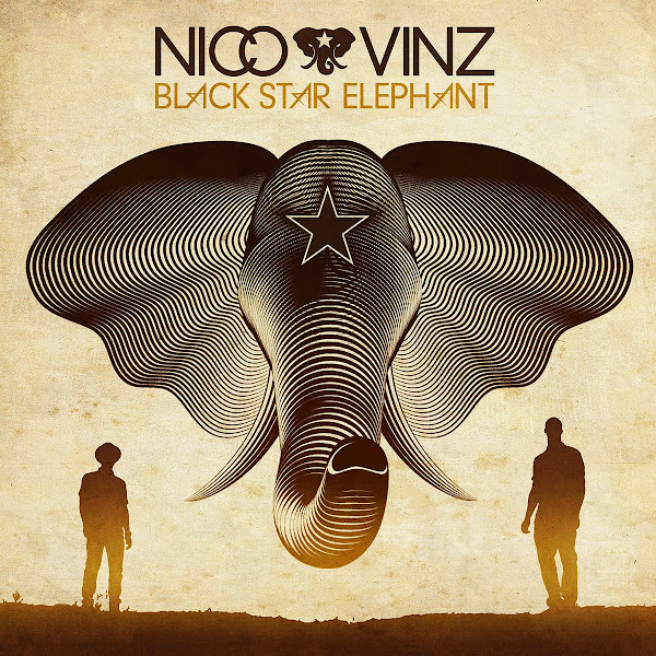 Nico & Vinz - Black Star Elephant Cover