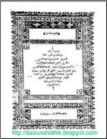 Terjemah Kitab Dardir Pdf