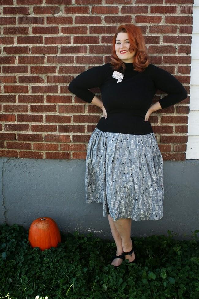 1950s vintage halloween plus size ouija board novelty brooch