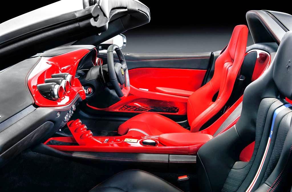2015 ferrari f60 america concept sport car design