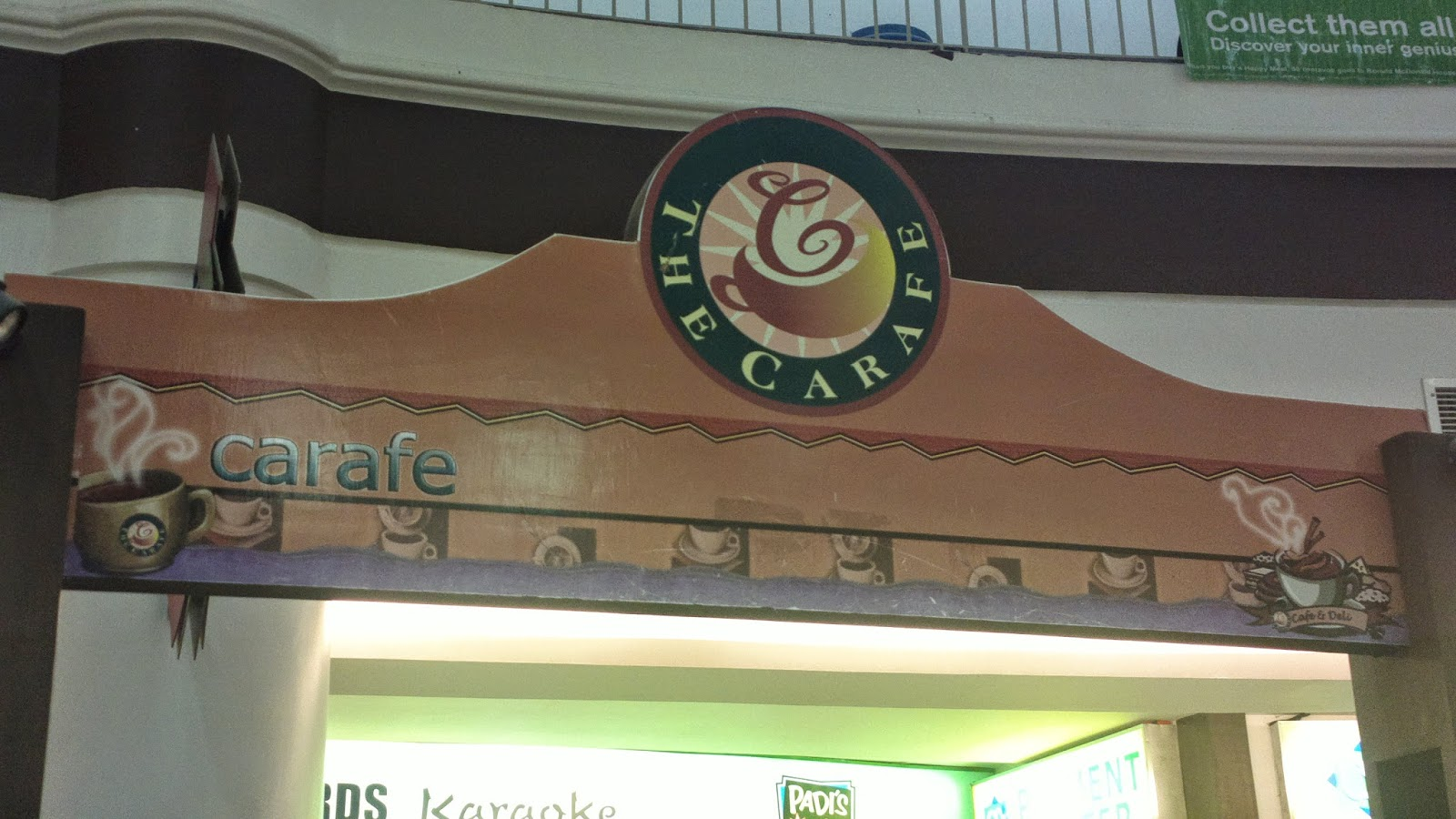 The Carafe at CSI City Mall Dagupan