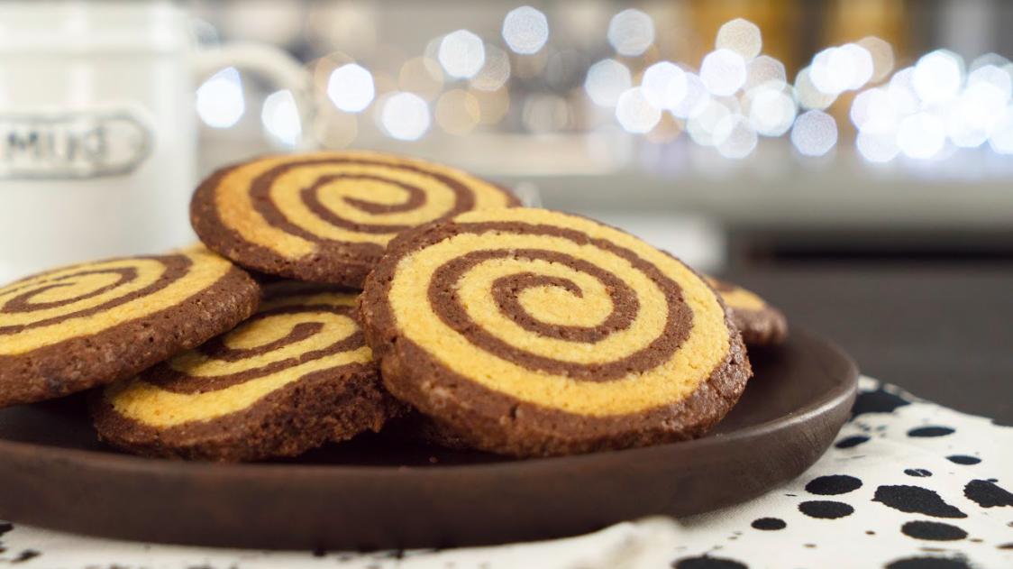 szélforgó keksz recept