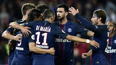PSG x Bordeaux nesse sábado pelo campeonato Francês - 30/09/2017