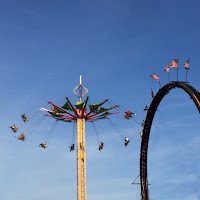 New England Fall Events_The Big E_Midway