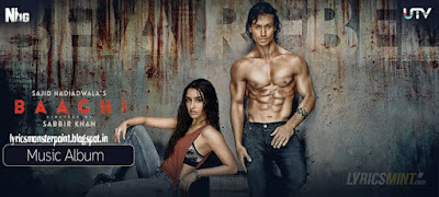 Baaghi all songs & video