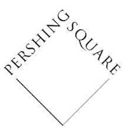 Pershing Square, William Ackman, logo