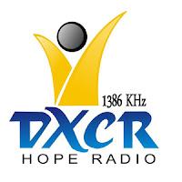 Hope Radio Philippines DXCR 1386 Khz