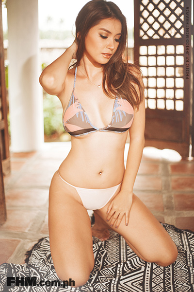 Nathalie Hayashi FHM September 2016 Idol The Perfect Stage Girlfriend