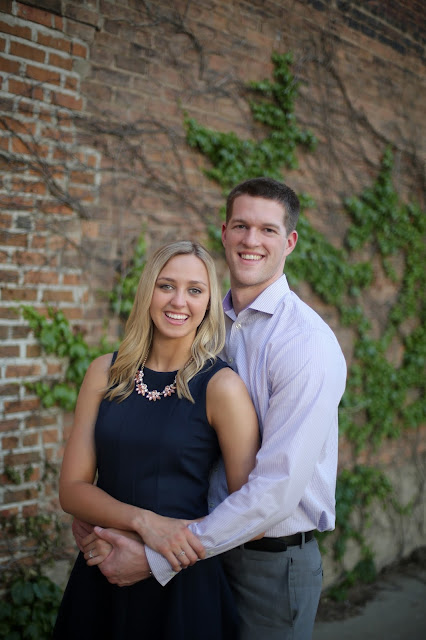 engagement picture with ivy sioux city