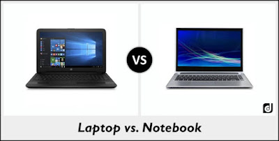 Laptop Vs Notebook