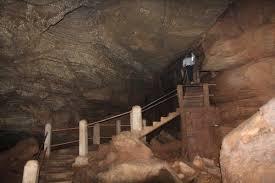 Kutumsar Caves at Chitrakut Falls