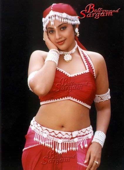 Hot actress Meena Drishyam