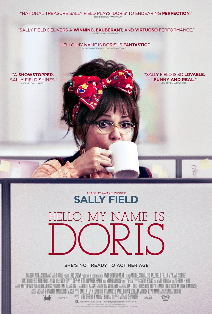 Póster. Hello, my name is Doris
