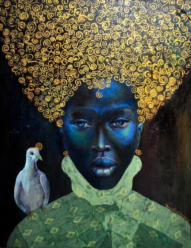Яркое и жизнерадостное искусство. Tamara Natalie Madden 16