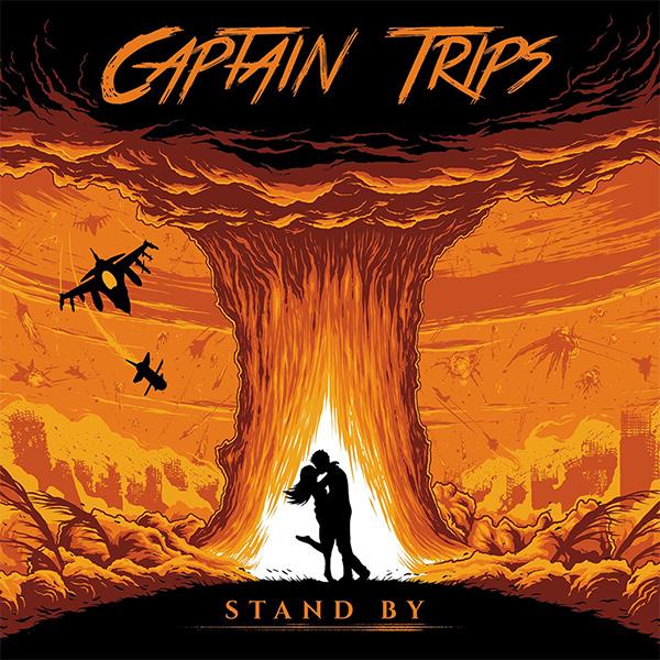 """Captain Trips premiere video for """"Chances"""""""