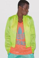 look masculino neon tendencia masculino verao 2019