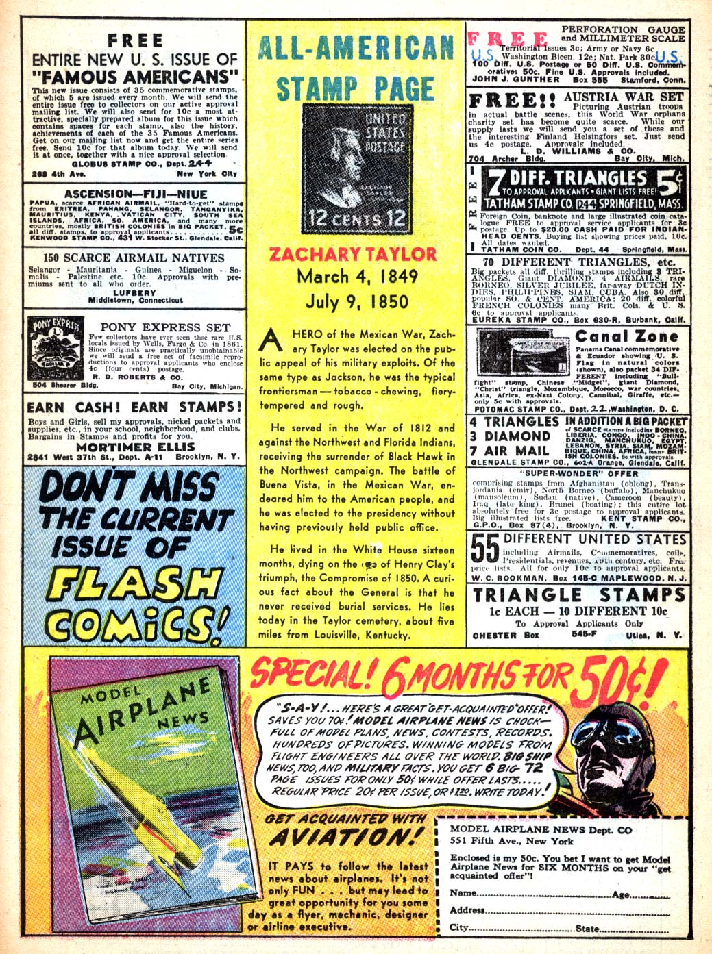 Read online All-American Comics (1939) comic -  Issue #22 - 47