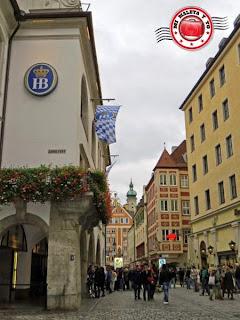 Munich - Hofbräuhaus (HB)