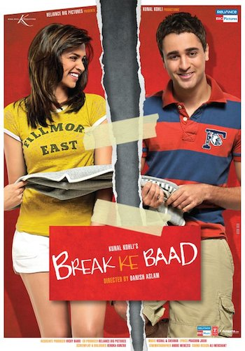 Break Ke Baad 2010 Hindi Movie DVDRip 480p 300mb