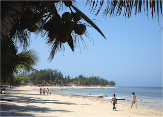 If you to whale watch, Ifaty beach in July and August is the best time to visit Madagascar.