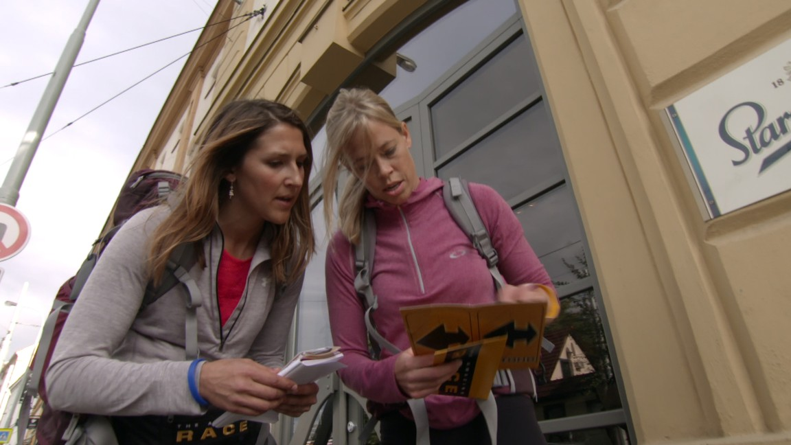 The Amazing Race - Season 30 Episode 06: The Claws Are Out
