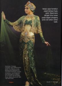 Model Kebaya Muslim Modern