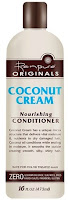 RenPure coconut cream nourishing conditioner best moisturizing treatment dry hair protein