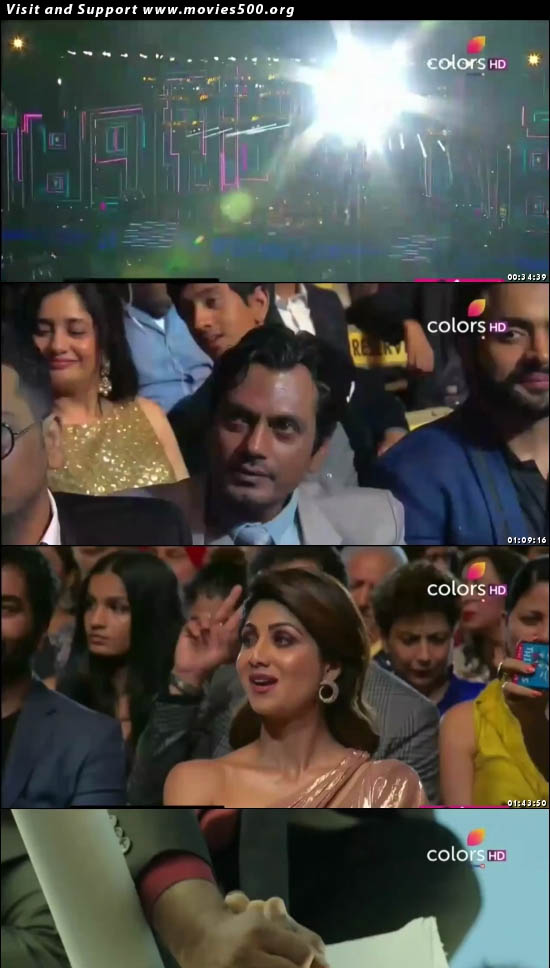 IIFA Awards 18Th 16th July 2017 Full 300MB Download at movies500.org