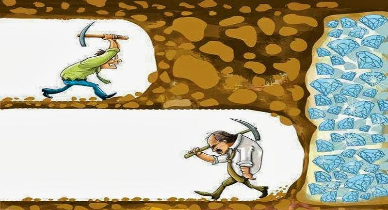 Como A Persistência Leva Ao Sucesso