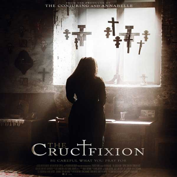 The Crucifixion, The Crucifixion Synopsis, The Crucifixion Trailer, The Crucifixion Review, Poster The Crucifixion