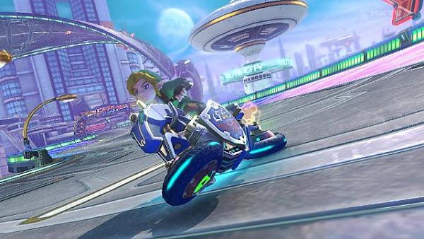 Mario Kart 8 +DLC (USA) Wii U ROM Screenshots #2