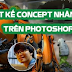 Thiết kế Concept nhân vật trên Photoshop - UNICA