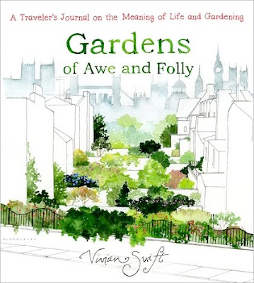 "Book cover of ""Gardens of Awe and Folly"" by Vivian Swift"
