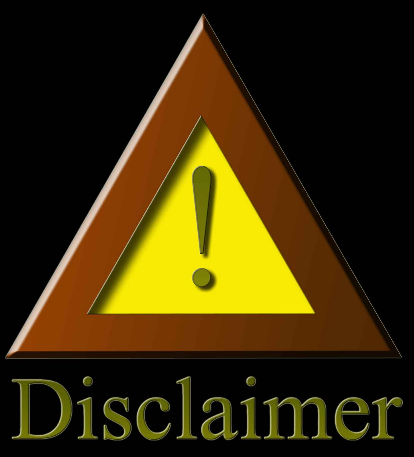Forex trading disclaimer